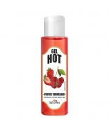 Gel Aromatizante Hot - Frutas Vermelhas - 35ml