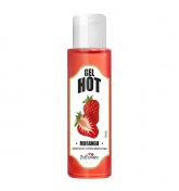 Gel Aromatizante Hot - Morango - 35ml