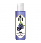 Gel Aromatizante Hot - Uva - 35ml